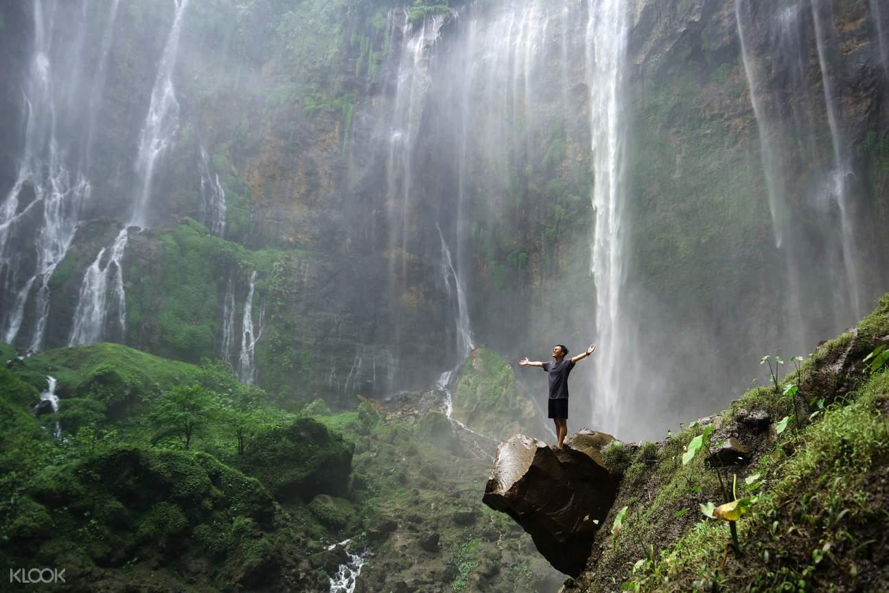 Tumpak Sewu Waterfalls