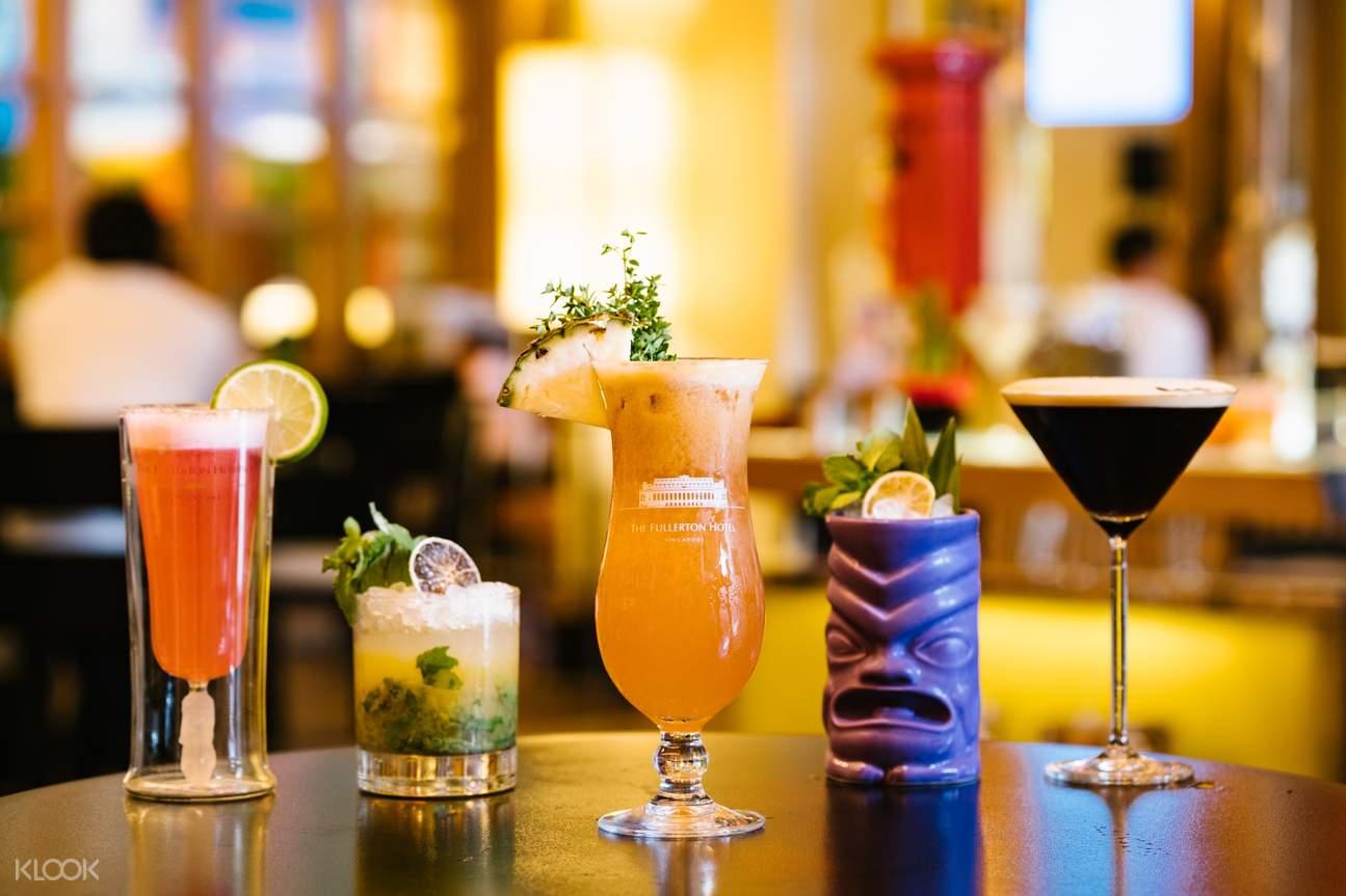 Fullerton Cocktails