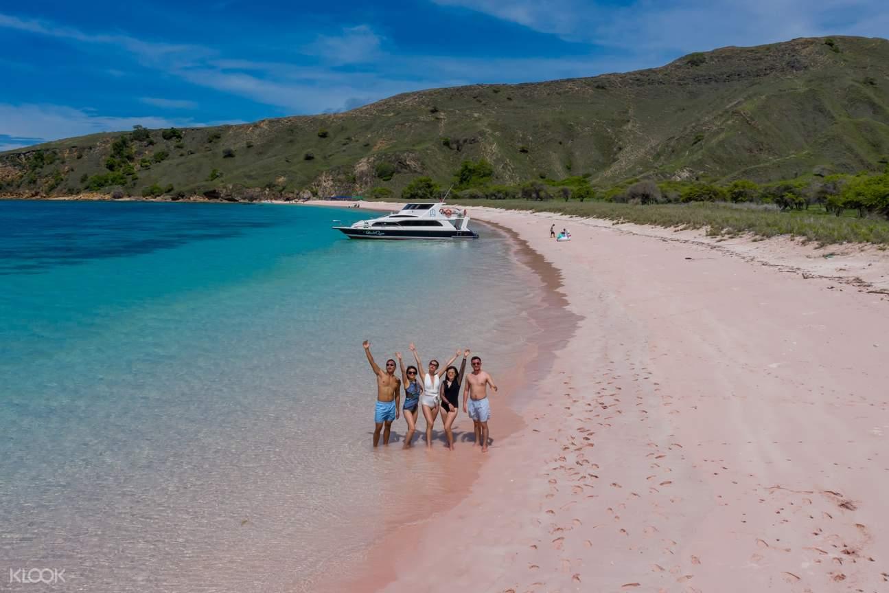 Explore Pink Beach