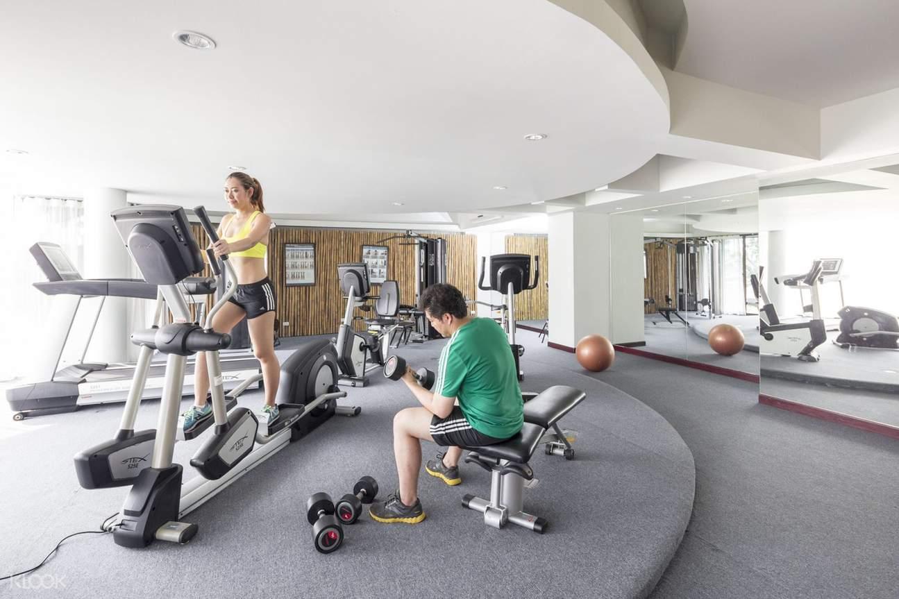 Beyond Resort Krabi - Fitness Center