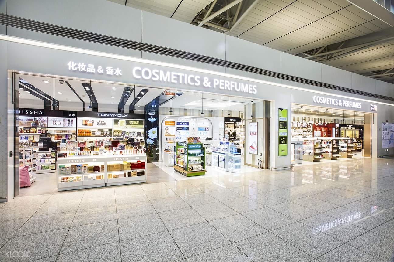 Flagship shops of global beauty powerhouses and completely new interactive smart shops for your beauty.