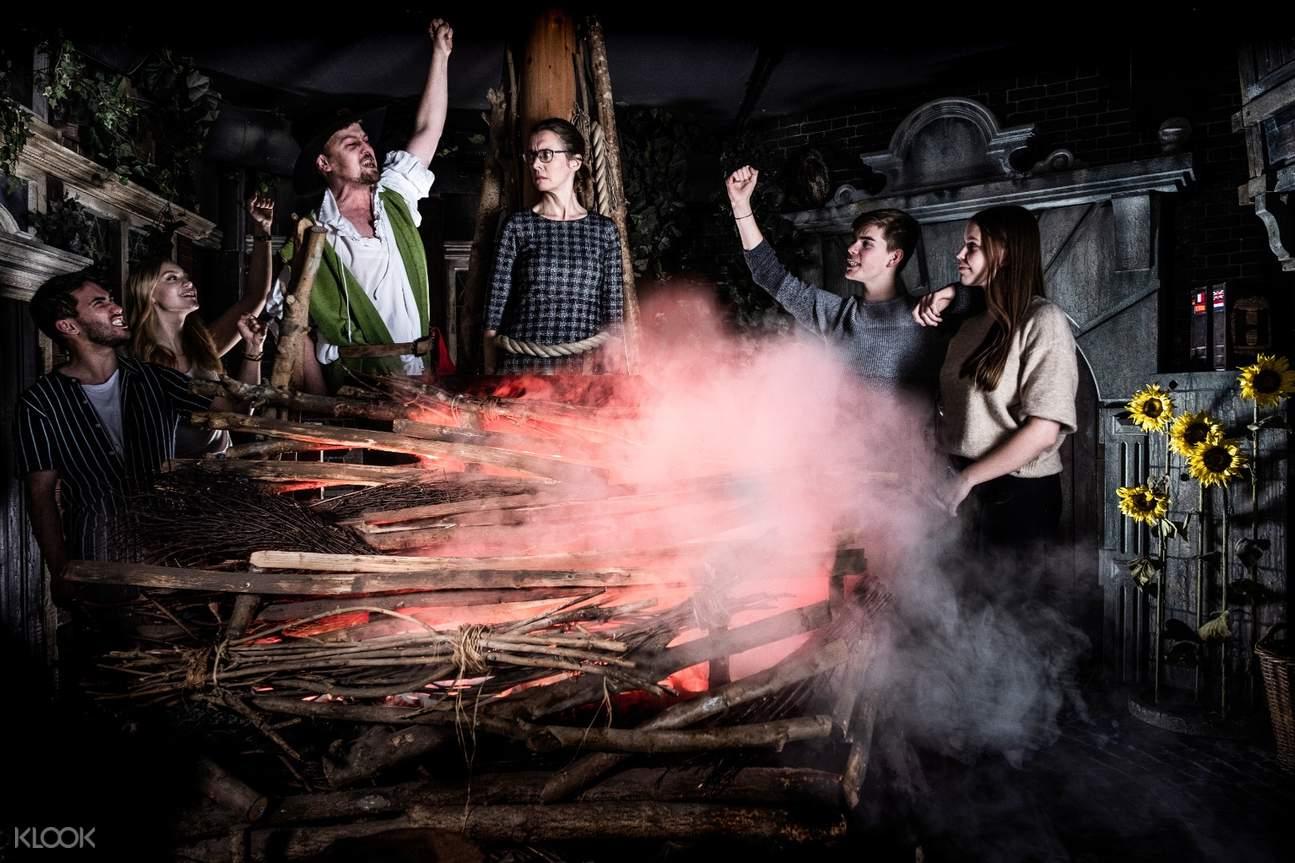 Discount tickets to Amsterdam Dungeon