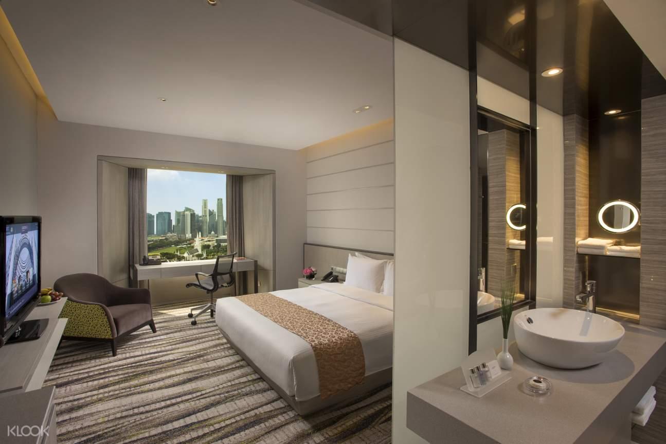 Carlton Deluxe Room
