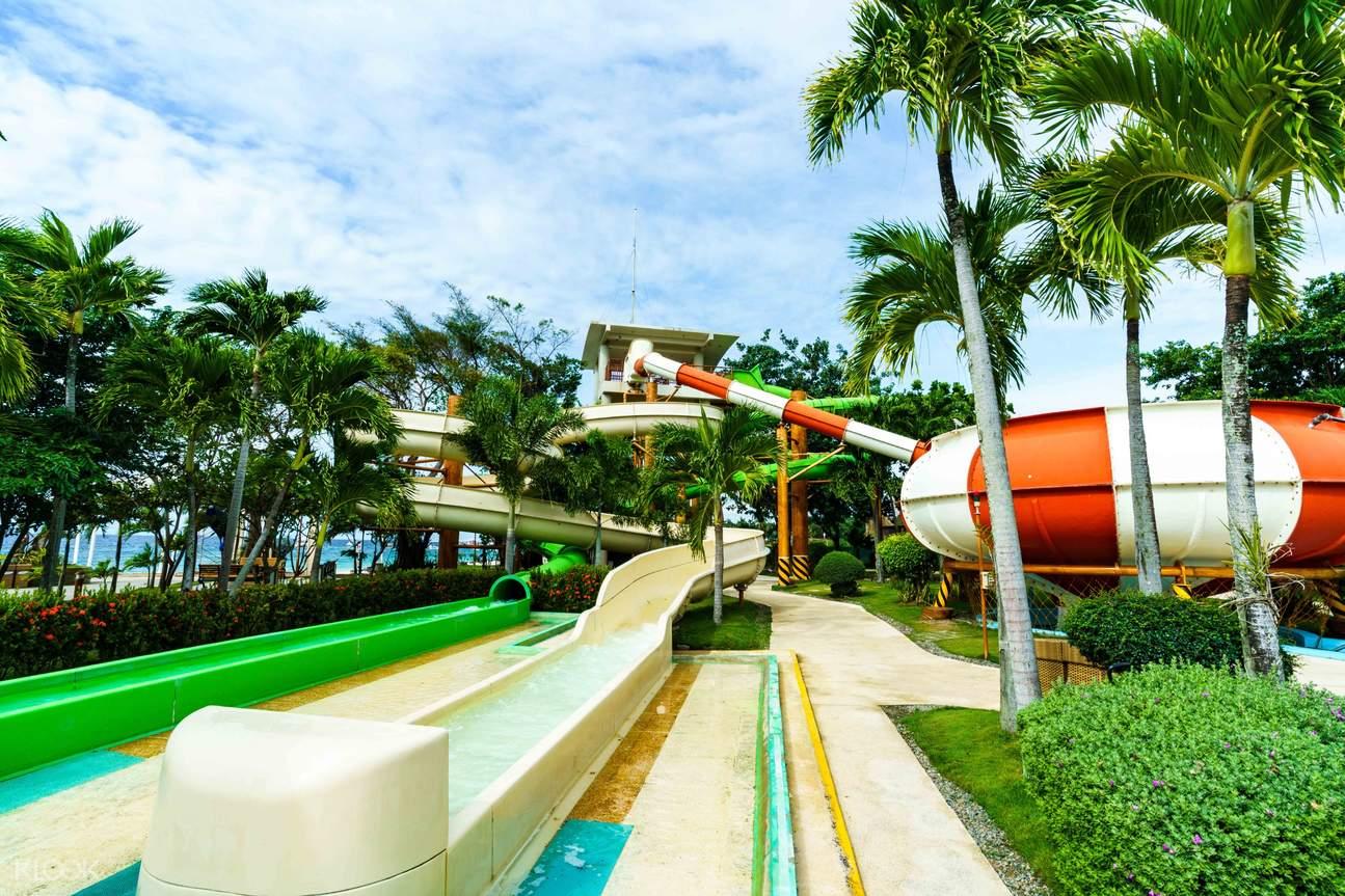 waterslide in Jpark Island Resort and Waterpark