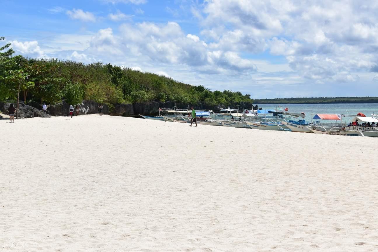 shared van transfers hagnaya port cebu city mactan