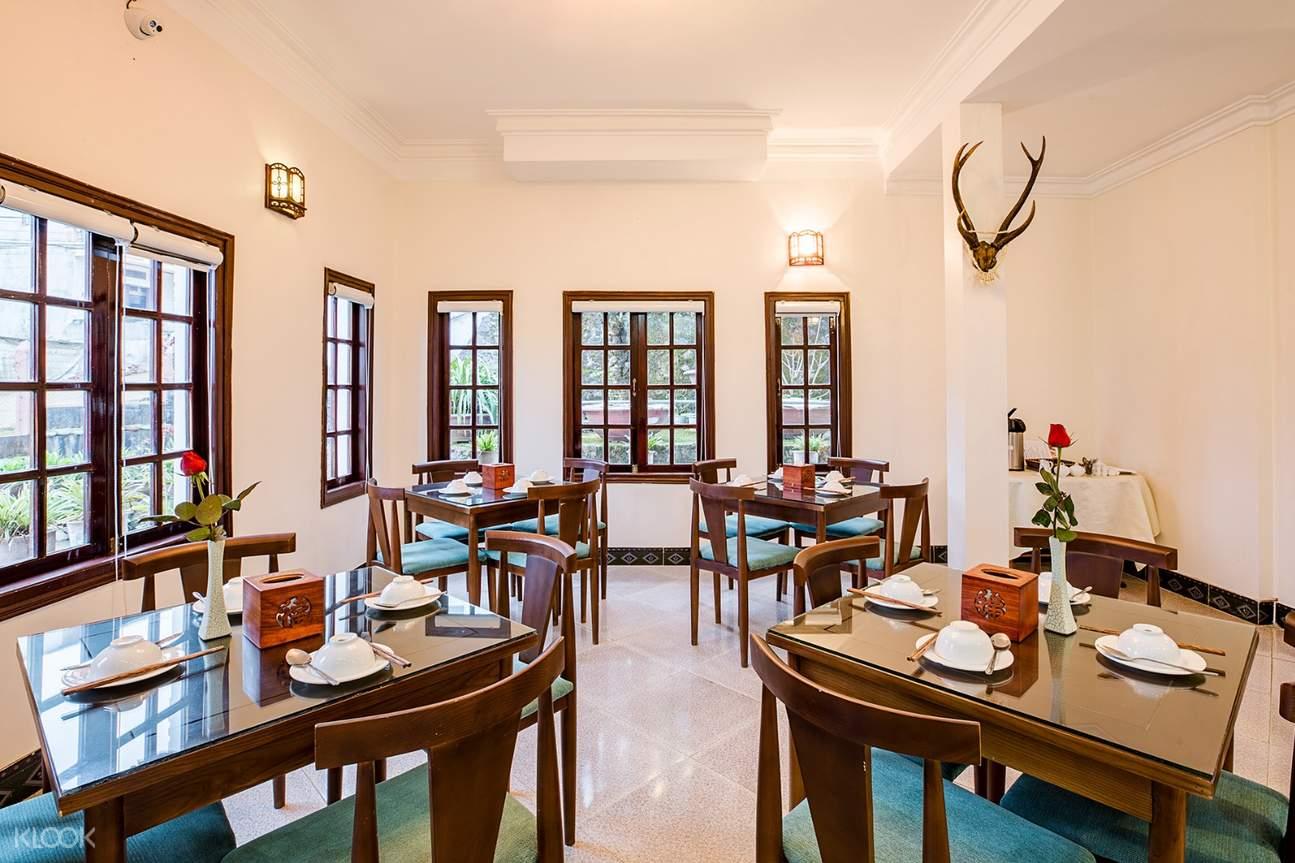 越南花酒店餐廳