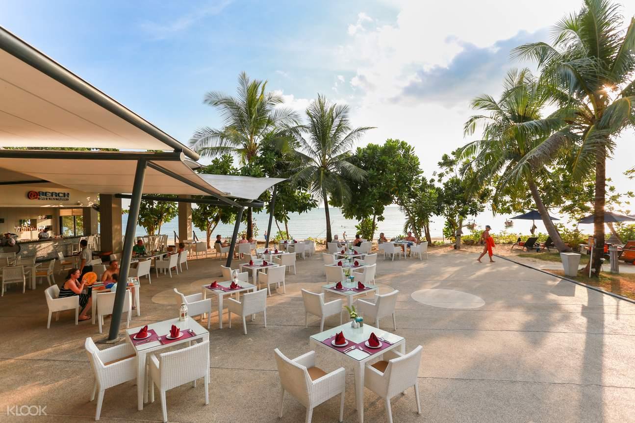 Beyond Resort Krabi - Beach Restaurant