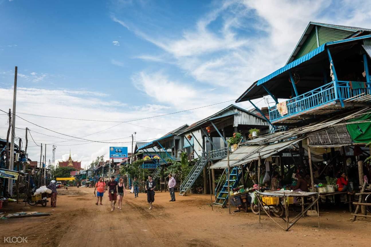 kompong phluk siem reap day tour