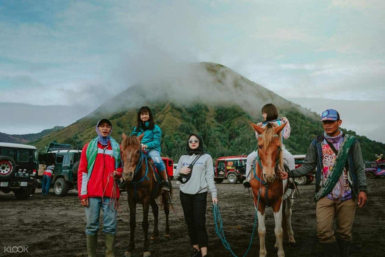 Mount Bromo Sunrise Tour from Malang