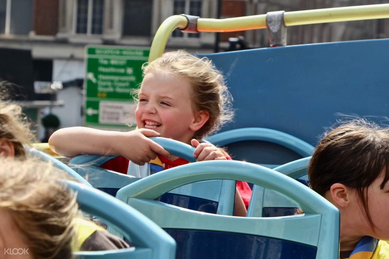 Kids tour london