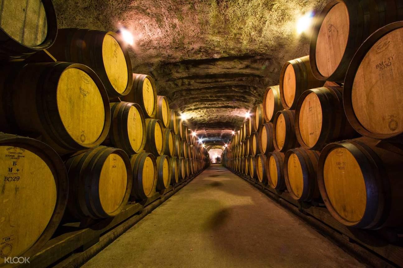 皇后鎮 品酒, 皇后鎮酒莊, 中部奧塔哥品酒, 橡木酒桶