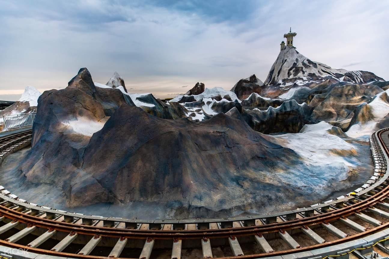北极冰山馆
