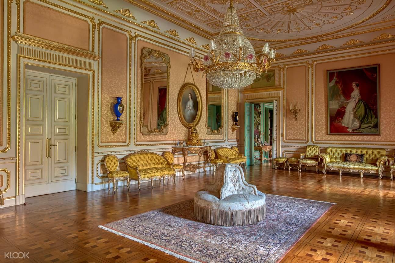 Palacio de Liria Room