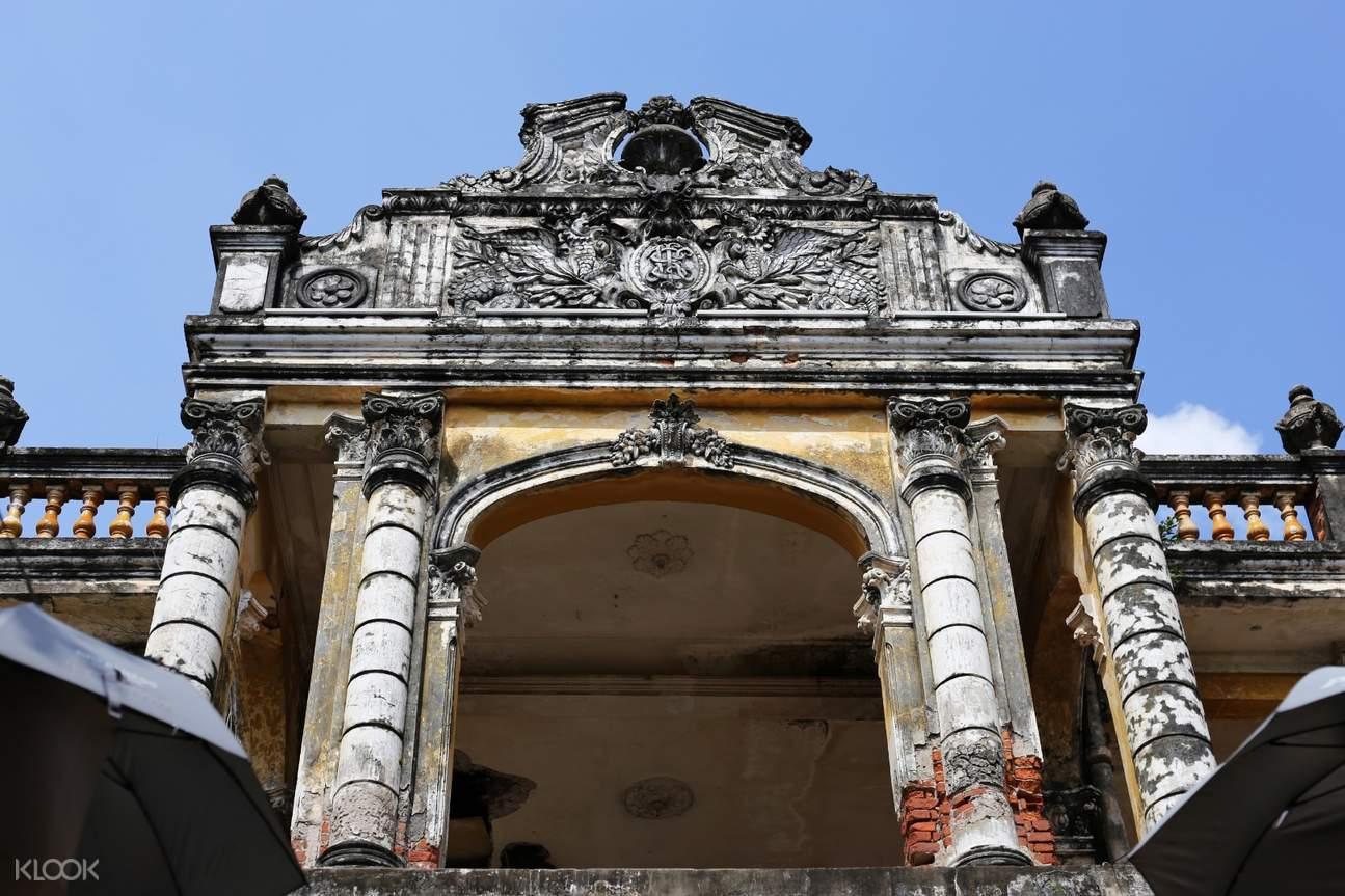 mansion in phnom penh
