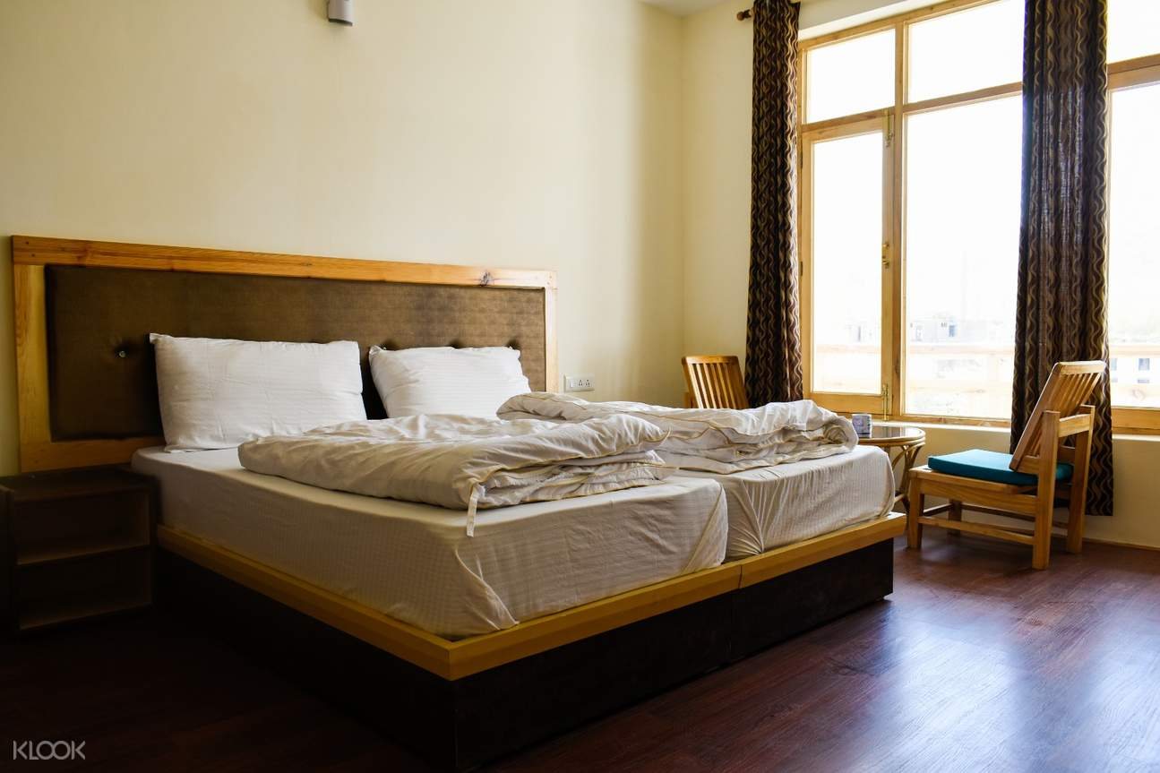 accommodations for tripver leh ladakh