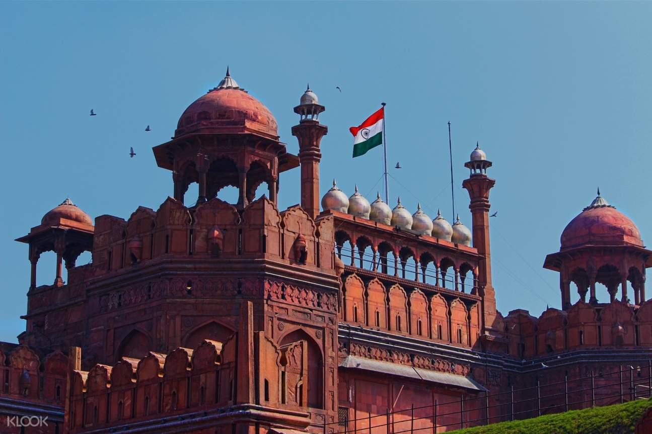 angle of red fort