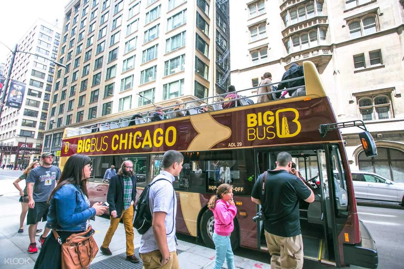 chicago hoho sightseeing tour