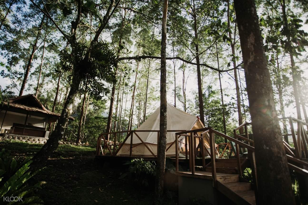 one of the facility of ilaya highland resort