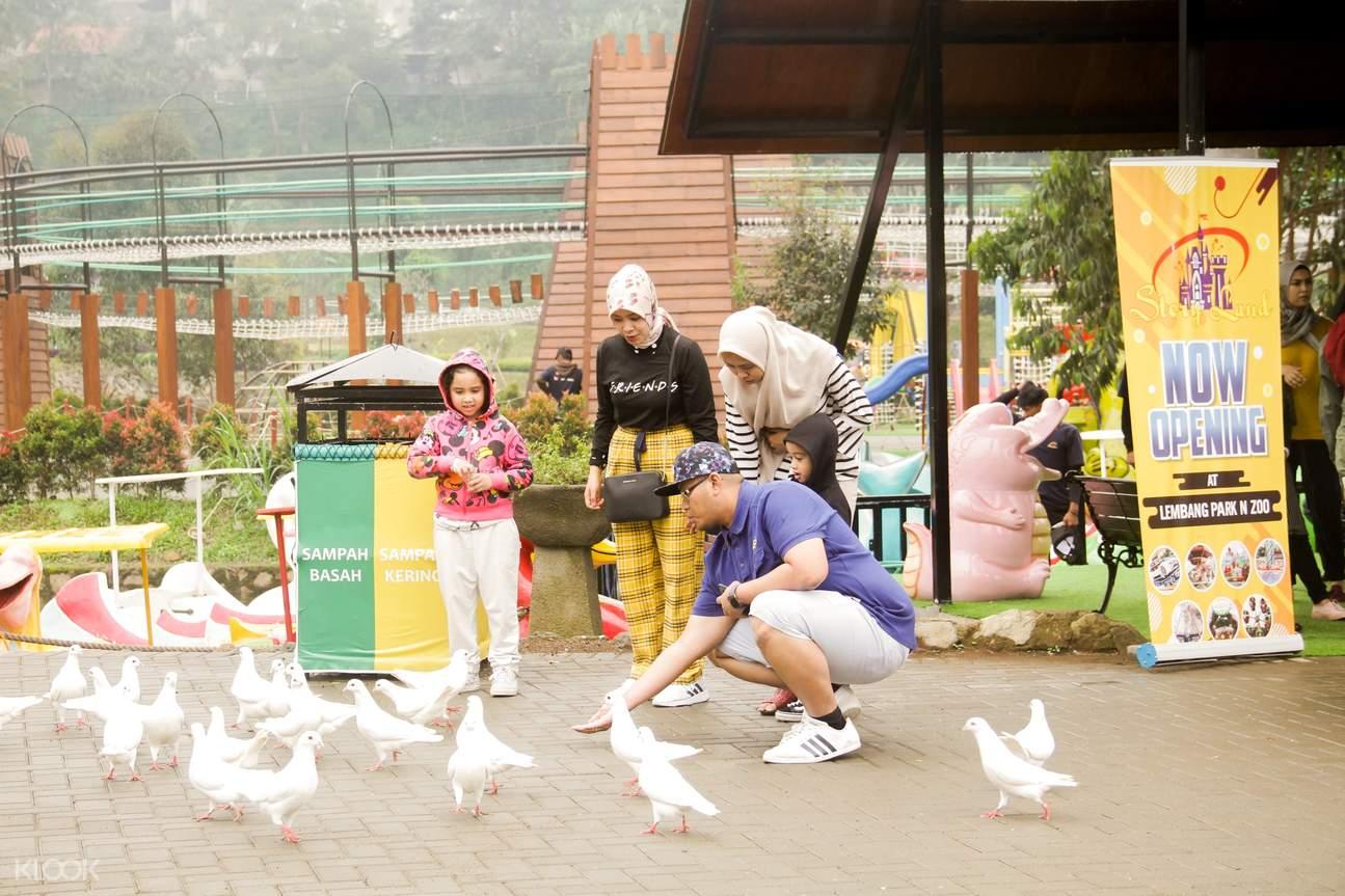 Tiket Lembang Park & Zoo di Bandung