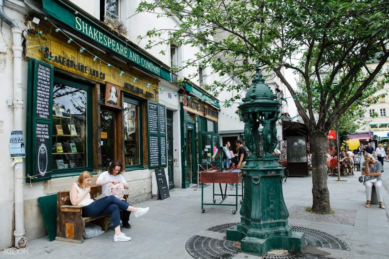 paris latin quarter tour