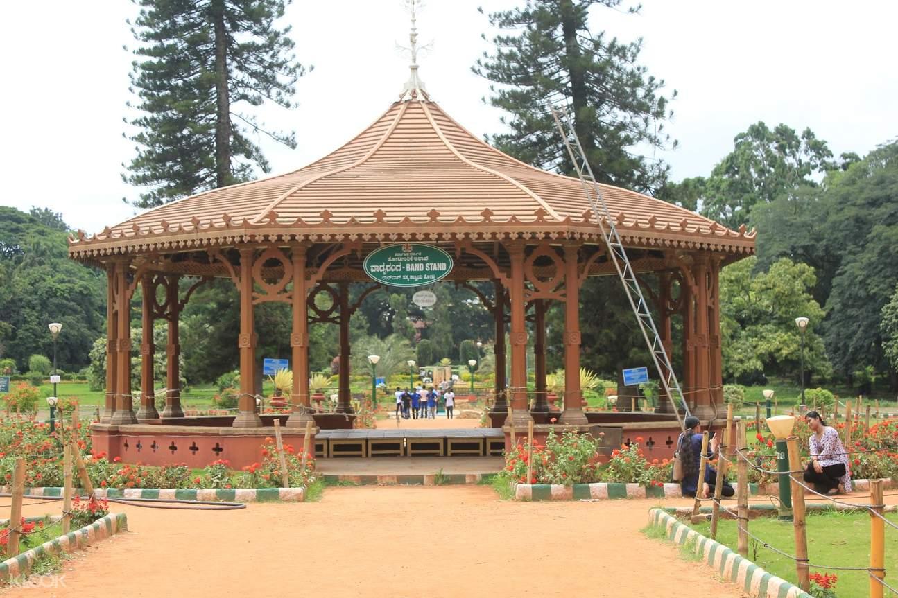 Lalbagh Botanical Garden tour