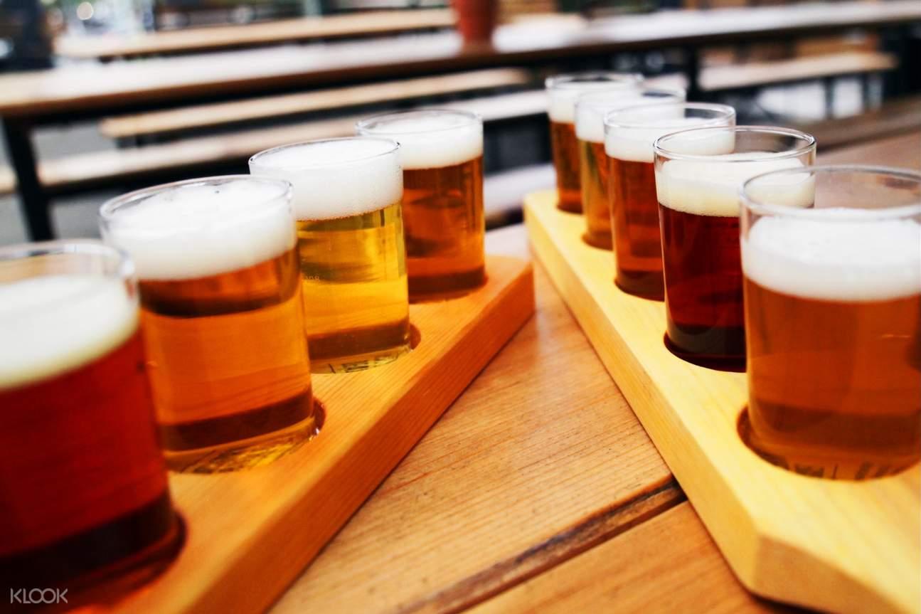 craft beers in hamburg germany