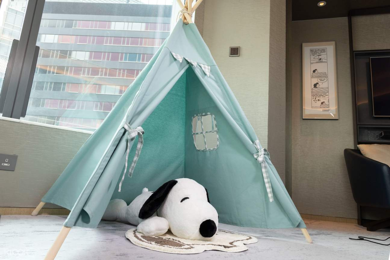 Snoopy In-room Decoration