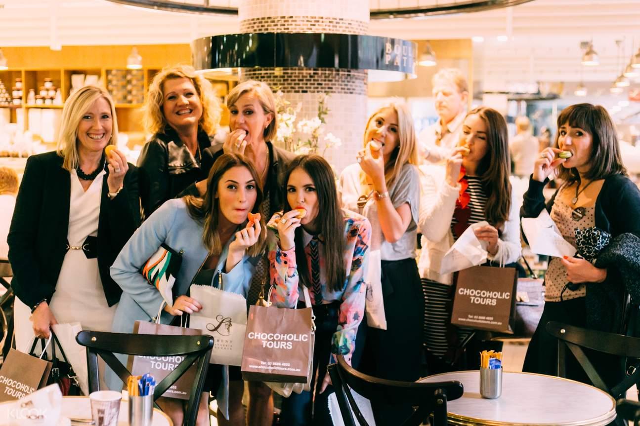 melbourne city chocolate tour