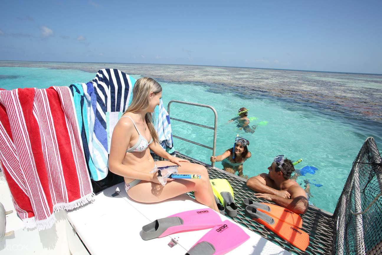 Great Barrier Reef and Whitehaven Beach Snorkelling Seaplane Experience