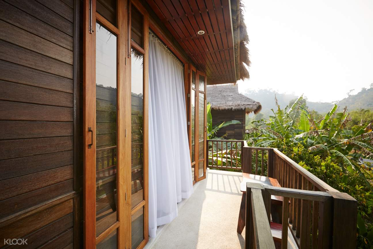 Balcony - Villa Deluxe
