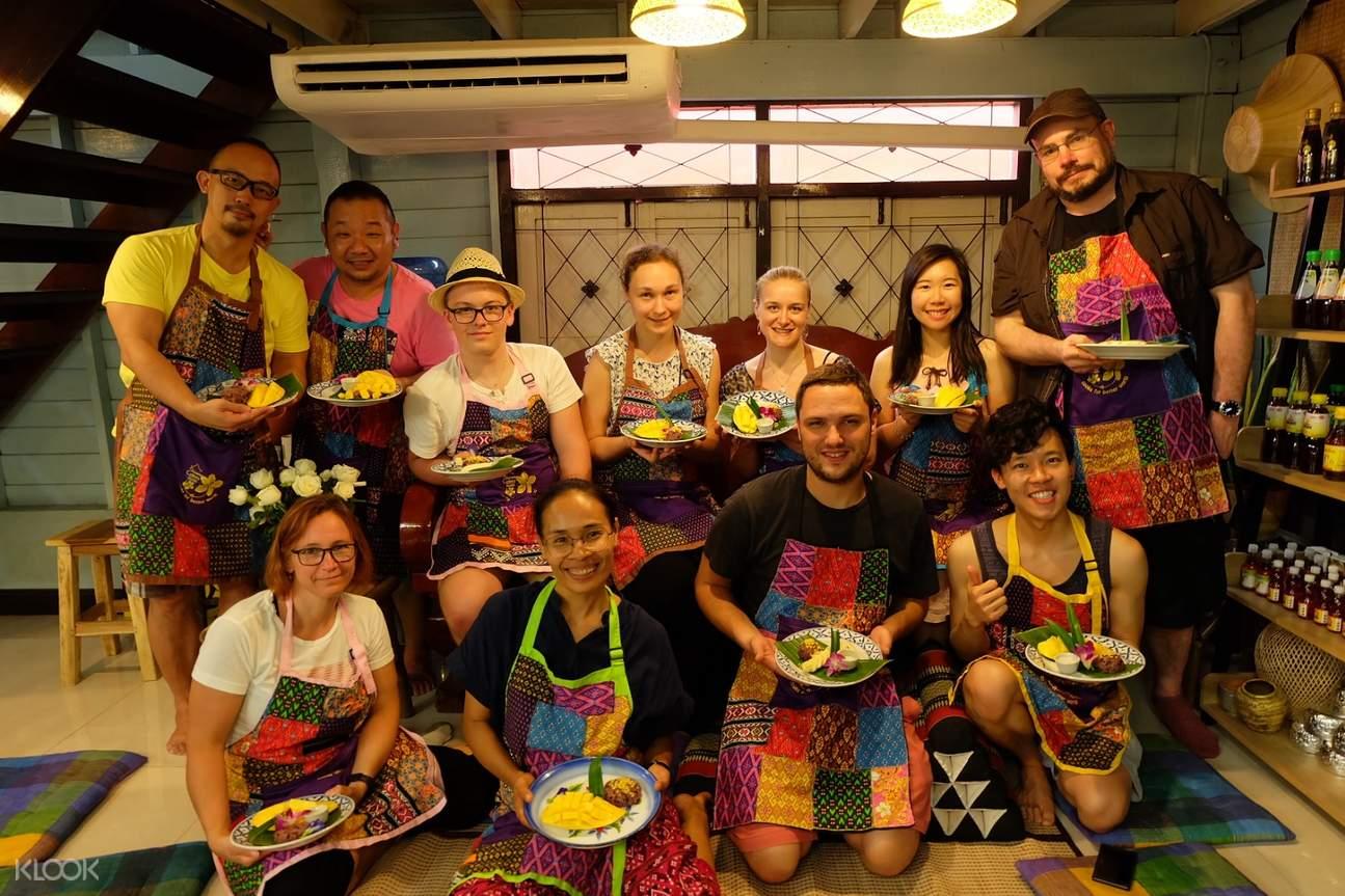 曼谷泰國烹飪課程
