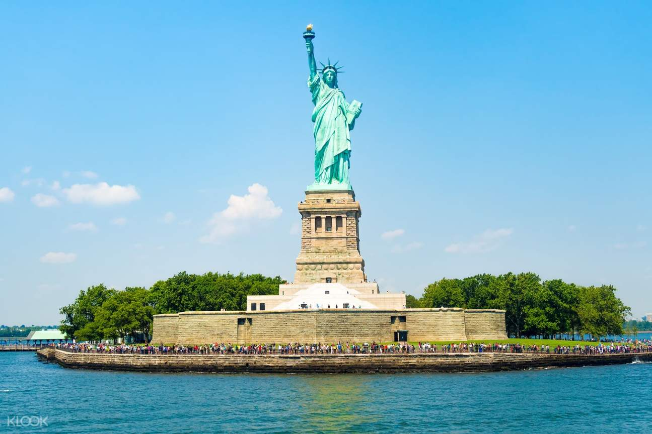 statue of liberty and ellis island tours new york