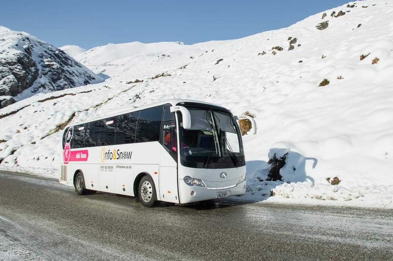 Coronet Peak ski