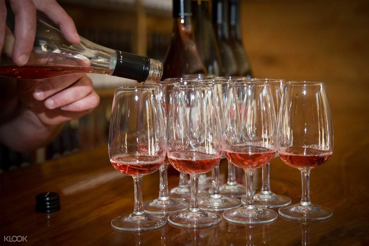 皇后鎮 品酒, 皇后鎮酒莊, 中部奧塔哥品酒, 黑皮諾葡萄酒