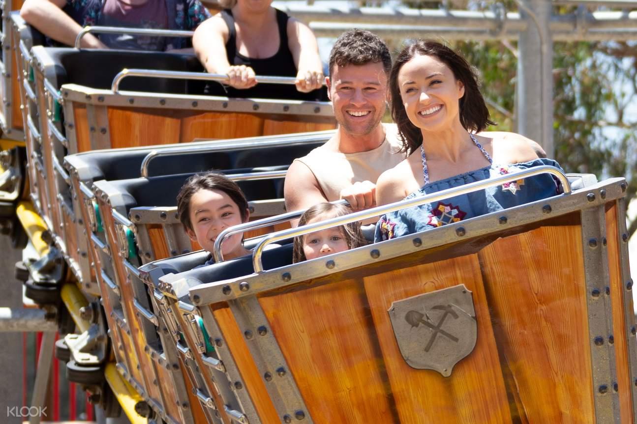 rides gumbuya world