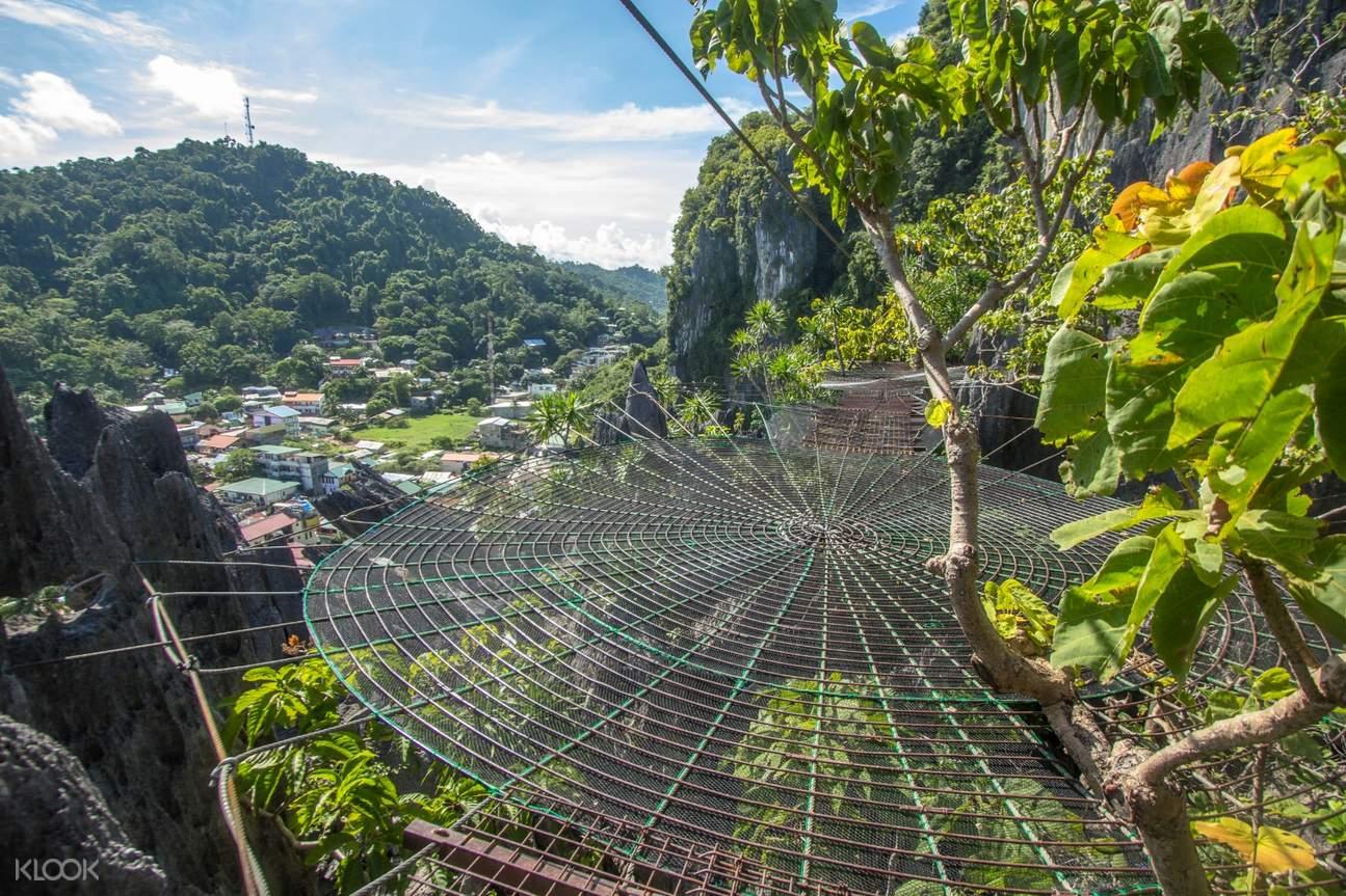 dreamcatcher taraw cliff