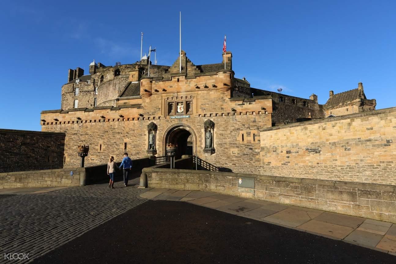 royal edinburgh tour ticket