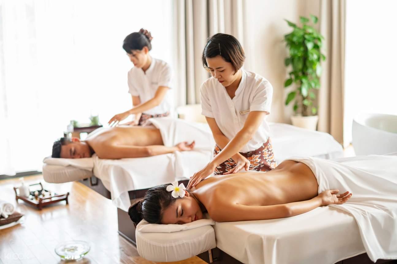 spa tại VinOasis Phú Quốc