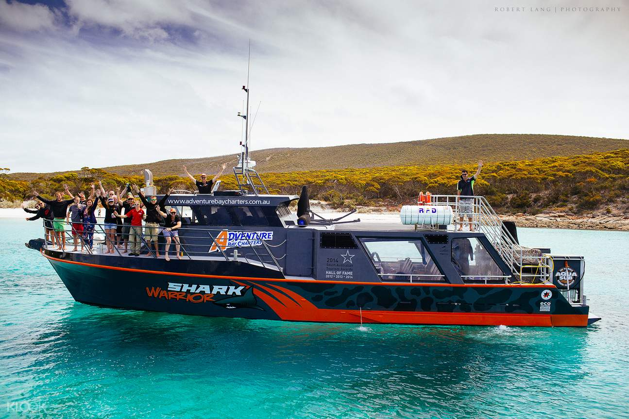 marine adventures in port lincoln