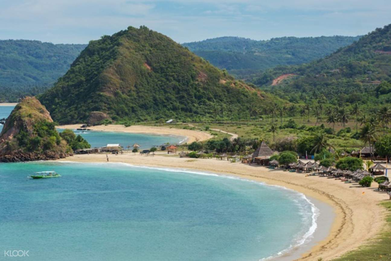 overview of lombok island