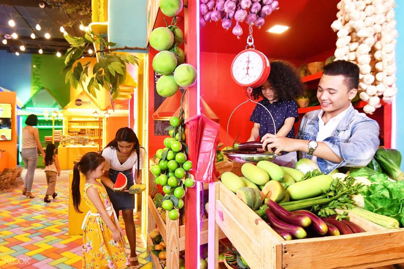 market in lakbay museo