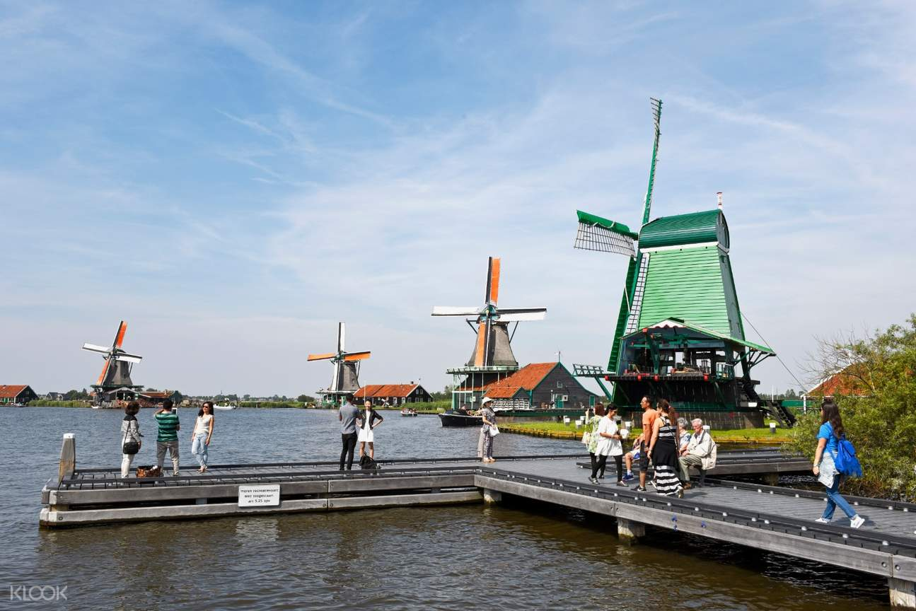 阿姆斯特丹通行證 風車