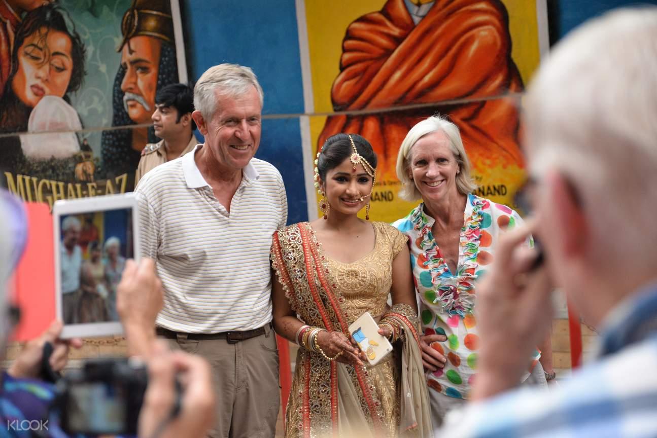 寶萊塢製片廠遊覽