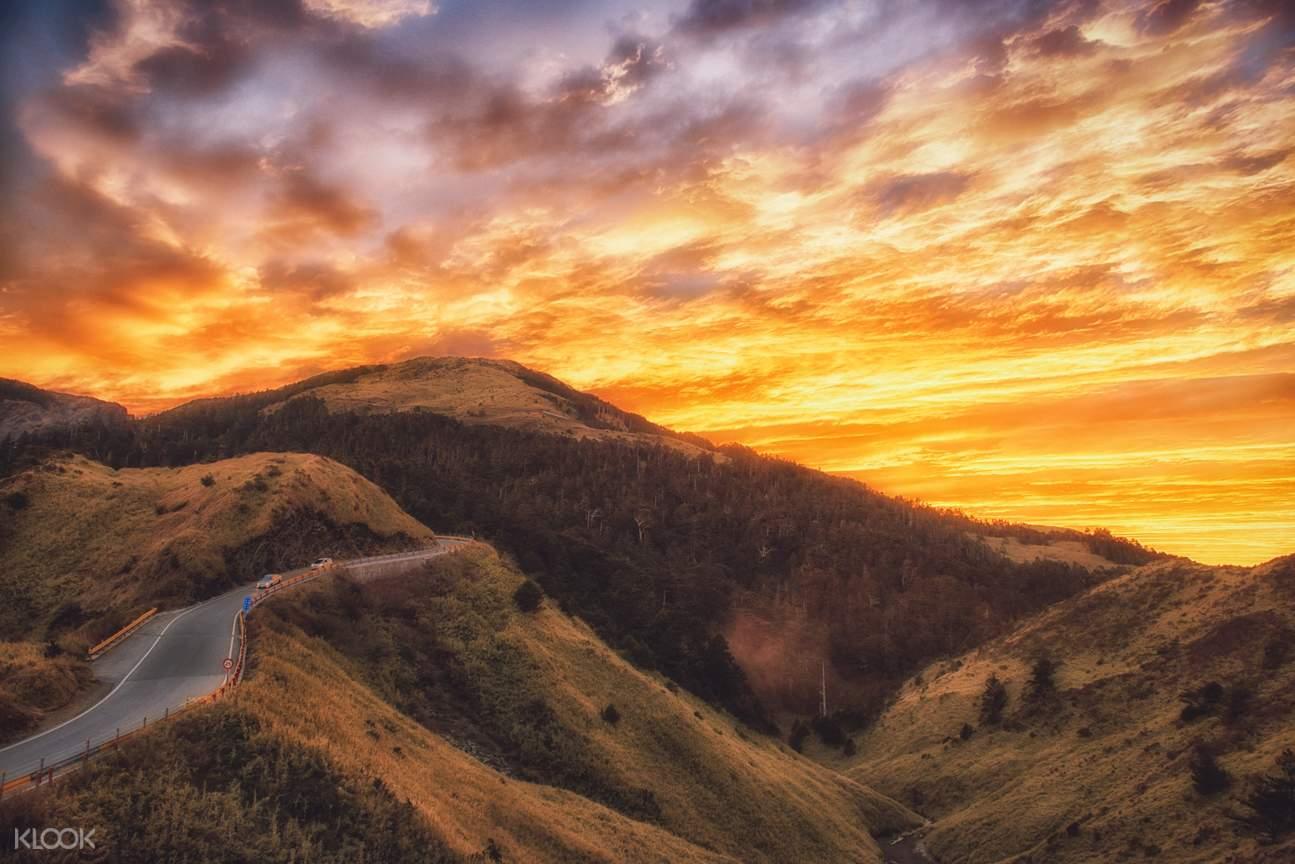 享受嘆為觀止的大自然,欣賞台灣島嶼的迷人風景