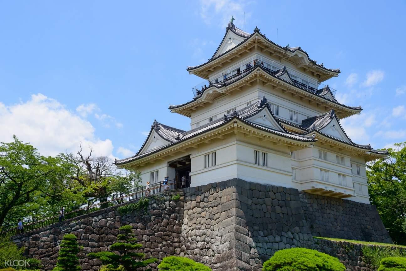 三岛SKYWALK眺望富士山& 箱根海盗船一日游(新宿出发)