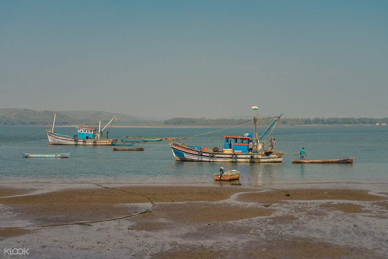 果阿邦海釣之旅