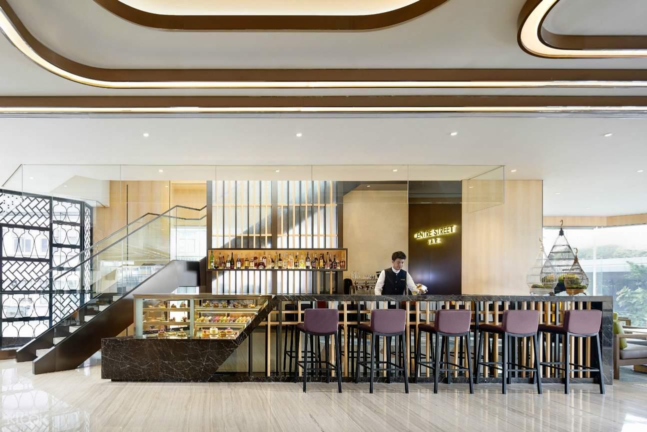 港岛太平洋酒店Centre Street Bar