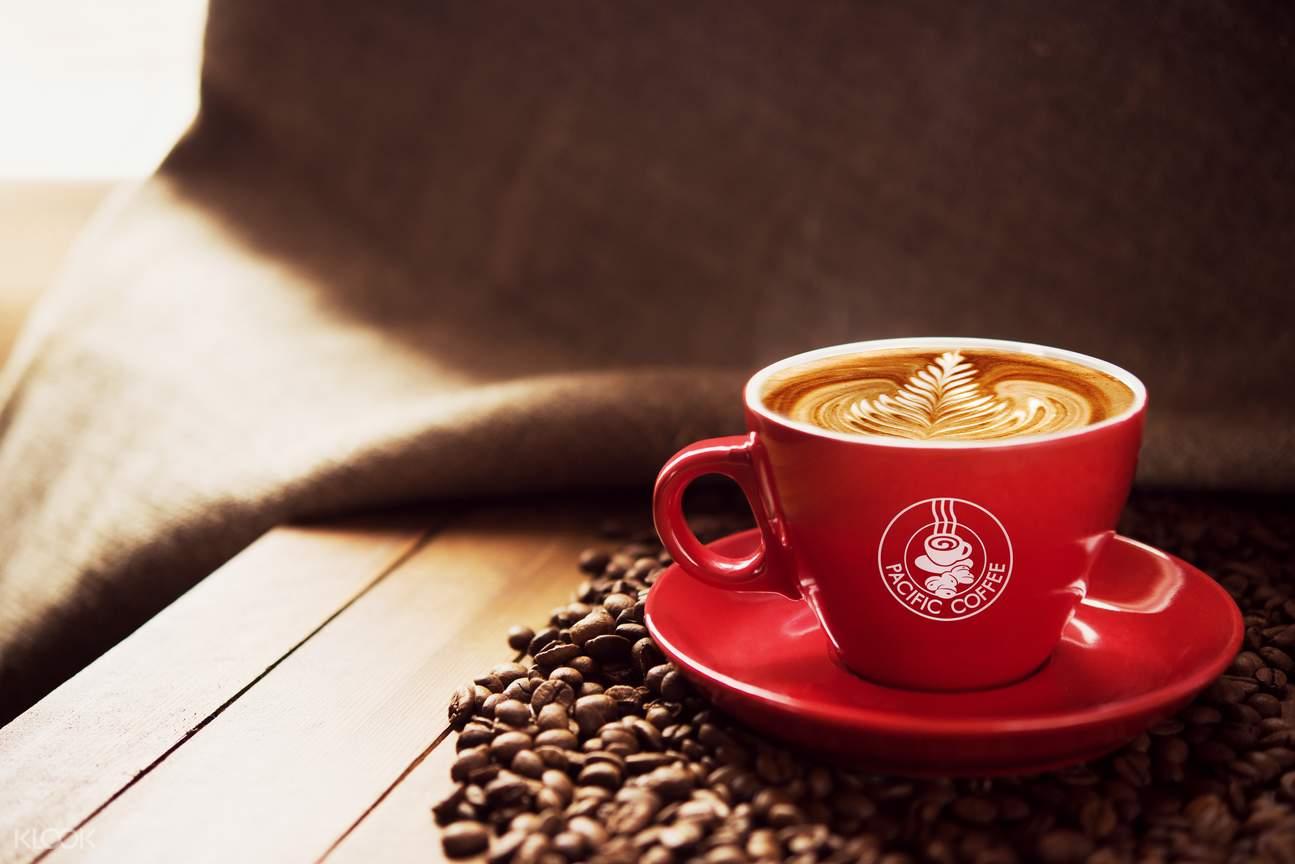 Pacific Coffee HK beverage