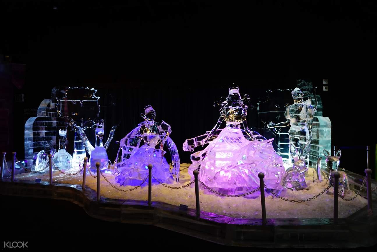 首爾Freezing Island冰雪樂園門票