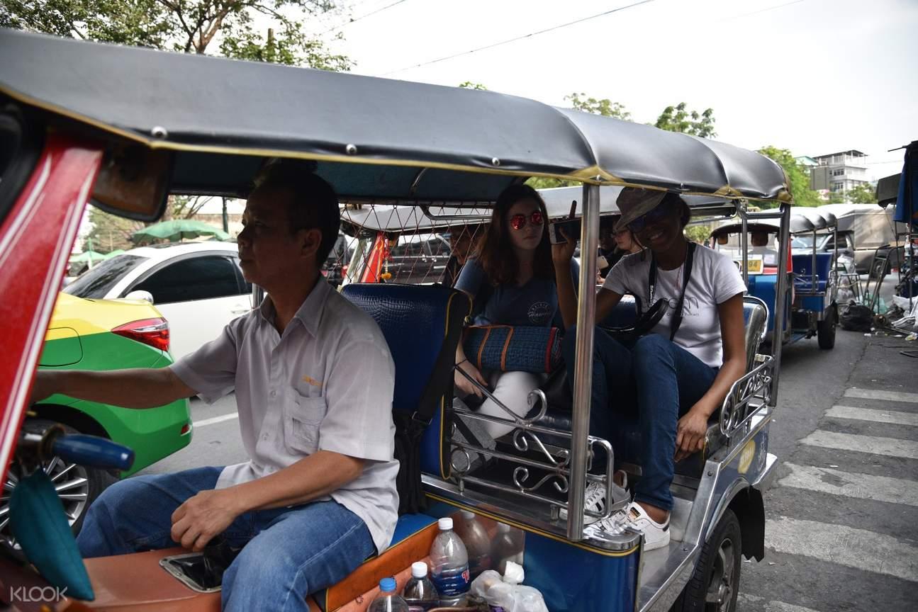 cultural trail tuk tuk